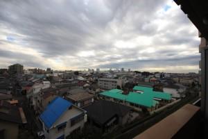 6階からの眺め (2)
